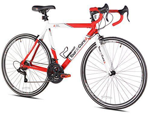 Tour de Cure Men's Road Bike, 700c