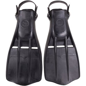 IST Deep sea scuba diving military fins - rubber rocket