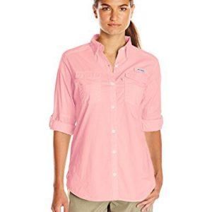 Columbia Sportswear Women's Bonehead II Long-Sleeve Shirt