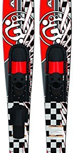 Airhead Wide Body Combo Water Skis, 65""