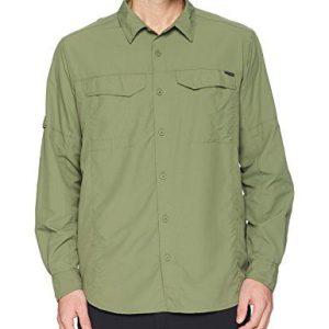 Columbia Men's Silver Ridge Long-Sleeve Shirt