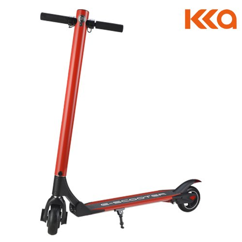KKA Electric Scooter, Li-ion Battery 36V/5.2AH Top Speed 16+ MPH Portable ELectric Kick Scooters For Adult Teens By