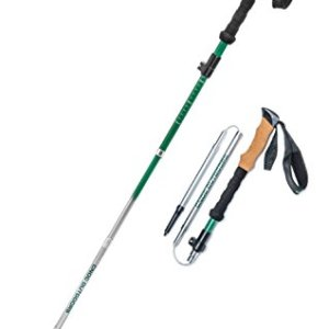 Compact and Ultralight Collapsible Carbon Hiking and Trekking Poles