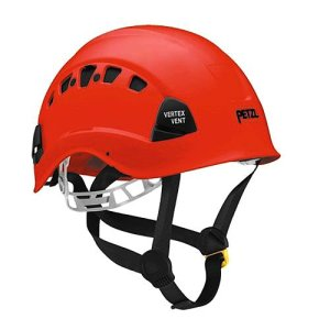 Petzl VERTEX VENT ANSI helmet Red A10VRA with a FREE drawstring storage bag