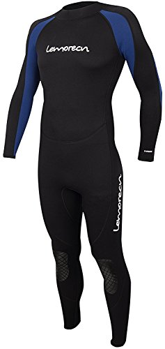 Jumpsuit Neoprene 3/2mm Full Body Diving Suit