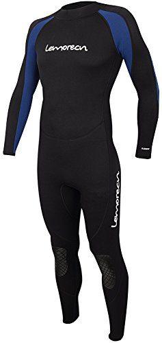 Jumpsuit Neoprene 3/2mm Full Body Diving Suit