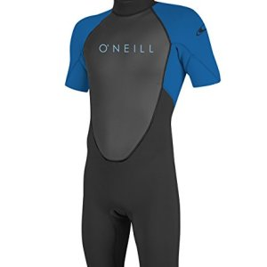 2mm Back Zip Short Sleeve Spring Wetsuit