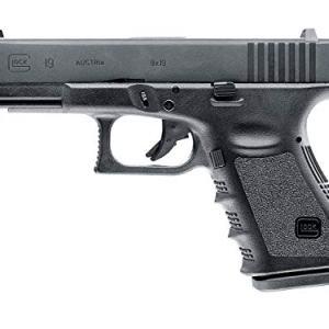 Umarex USA, Glock 19 Gen III, 6mm, 19 Rounds, Fixed Sight, Black