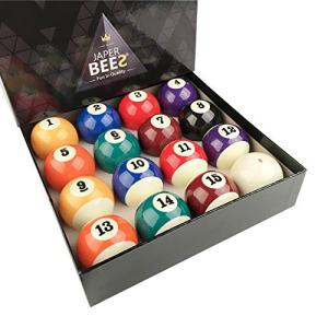 JAPER BEES Pro Standard Billiard Ball/Pool Ball Set