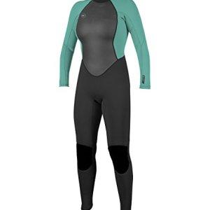 O'Neill Women's Reactor-2 3/2mm Back Zip Full Wetsuit