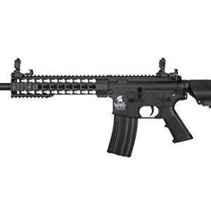 "Lancer Tactical G2 Airsoft LT-19B M4 Carbine 10"" AEG Rifle - BLACK"