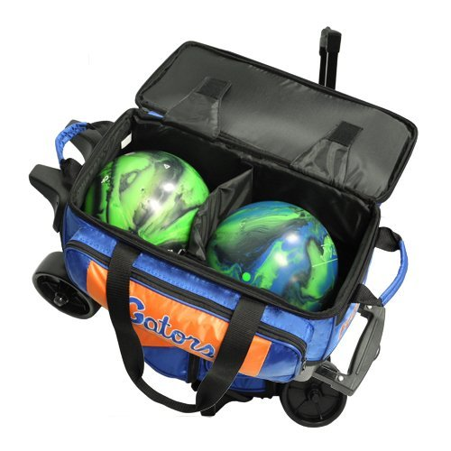 Storm Bowling Products 2 Ball Rolling Thunder Bowling Bag Storm Bowling Products 2 Ball Rolling Thunder Bowling Bag - Plaid/Gray/Black