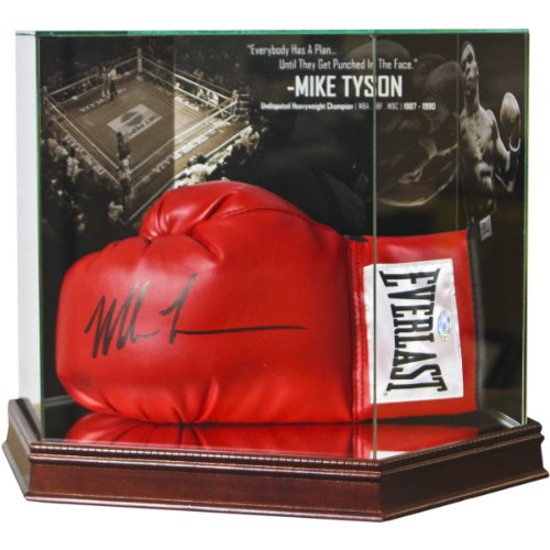 Boxing Mike Tyson Photo Background Glove Case