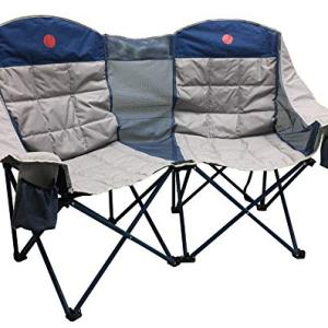 Heavy Duty Oversized Folding Double Camp Chair Collection