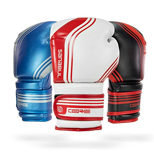 Sanabul Core Series Gel Boxing Kickboxing Training Gloves Best Offer For Outdoorfull Com