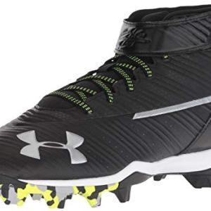 Under Armour Men's Harper Mid Rm Baseball Shoe 10.5