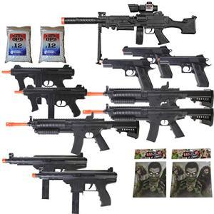 11 Airsoft Gun P2338 Sniper Rifle Package