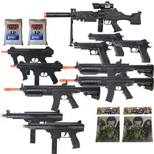 11 Airsoft Gun P2338 Sniper Rifle Package