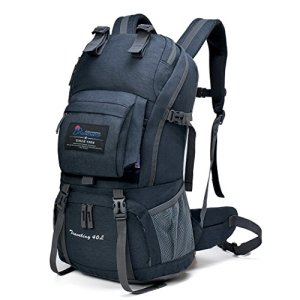 40L Hiking Backpack for Outdoor Camping