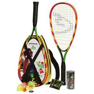 Badminton Crossminton Starter Set including 2 rackets,