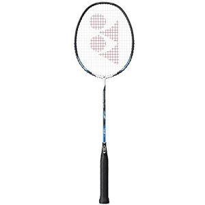 Yonex Nanoray 10 F G5 Badminton Racket (Black/Blue)