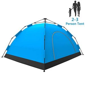 LETHMIK Camping Tent, Automatic Portable Pop-Up Tent