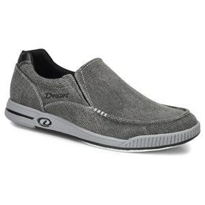 Dexter Mens Kam Bowling Shoes- Charcoal/Grey