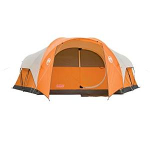 Coleman Bayside 8-Person Tent - Orange