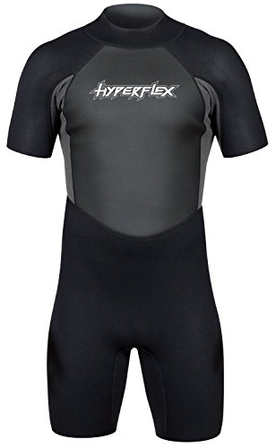 Hyperflex Men's Access 2.5mm Back Zip Spring Suit