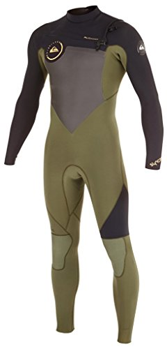 Quiksilver 4/3mm Syncro Series Chest Zip GBS Men's Full Wetsuits