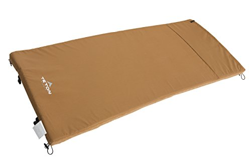 TETON Sports Camp Pad; Lightweight Foam Sleeping Pad for Camping