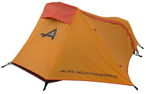 ALPS Mountaineering Mystique 1.0-Person Tent, Copper/Rust