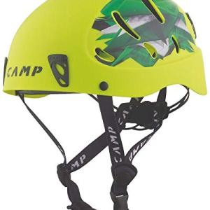 Camp Armour Climbing Helmet - Lime Green Large
