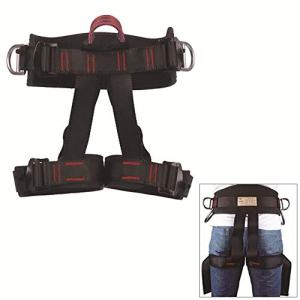 Half Body Climbing Harness Belt for Fire Rescue High Altitude School Assignment