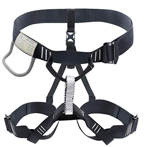 Protect Waist Safety Harness for Mountaineering Rock Climbing