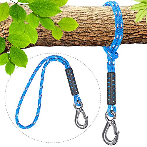 Besthouse Tree Swing Ropes Holds 2500lb Capacity, Hammock Tree Swing Hanging Straps