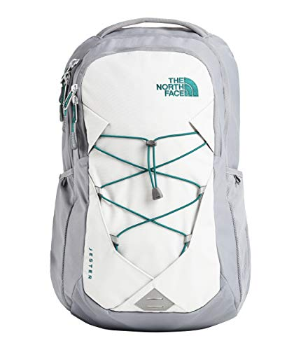 The North Face Women's Jester Backpack, Mid Grey/Tin Grey, One Size