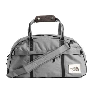 The North Face Berkeley Duffel—M, Mid Grey Light Heather/TNF Black Heather, OS