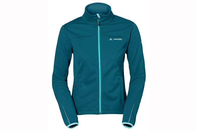 Het Vaude Wintry Jacket III is 100% winddicht, ademend en waterafstotend.