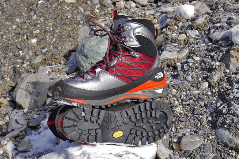 De The North Face Verto S4K GTX is een stevige bergschoen in de C-categorie.