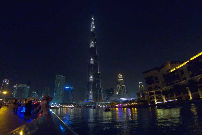 Het hoogste gebouw ter wereld. Maar voor hoe lang nog...