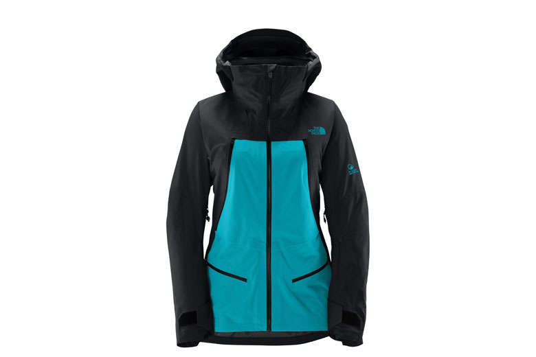 De The North Face Purist Jack is voorzien van een Gore-Tex waterdicht en ademend membraan.