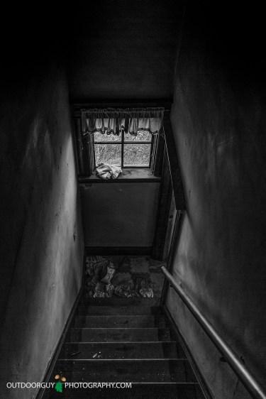 abandoned house - SD