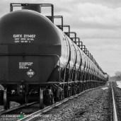 rail cars - SD