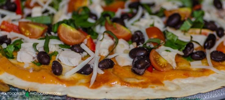 2013-07-24 Homemade Pizza 001