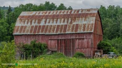 Old barn - Canada