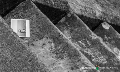 Two Harbors Breakwater - Lost Polaroid
