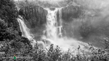 Pigeon River High Falls @ Grand Portage
