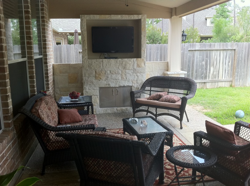 outdoor homescapes of houston