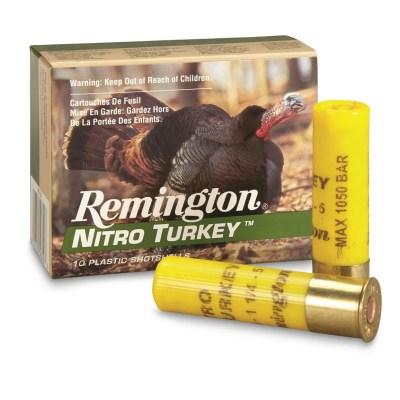 Remington Nitro Turkey
